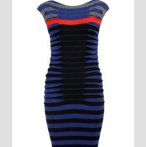 Ted Baker Kitey Striped Dress